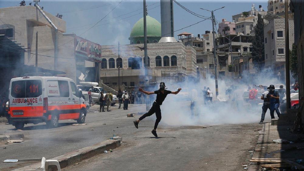 Ισραήλ: Δέκα συλλήψεις και εννέα τραυματίες σε συγκρούσεις μεταξύ αστυνομικών και Παλαιστινίων διαδηλωτών