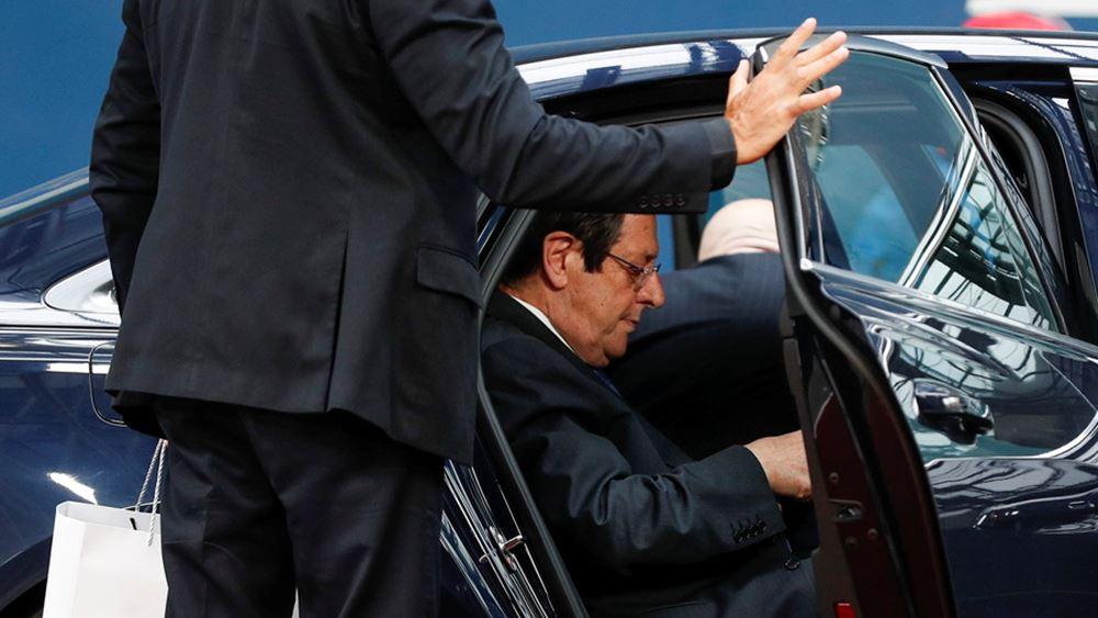 Κύπρος: Στο Μπαχρέιν ο Πρόεδρος της Κύπρου Ν. Αναστασιάδης