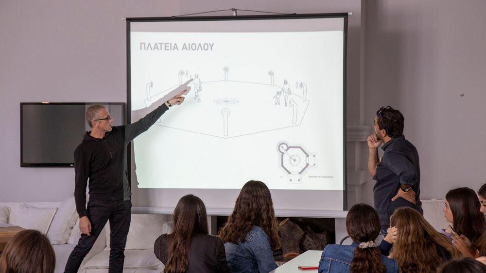 Το Ίδρυμα Γ. & Α. Μαμιδάκη στηρίζει την τοπική κοινωνία του Αγίου Νικολάου