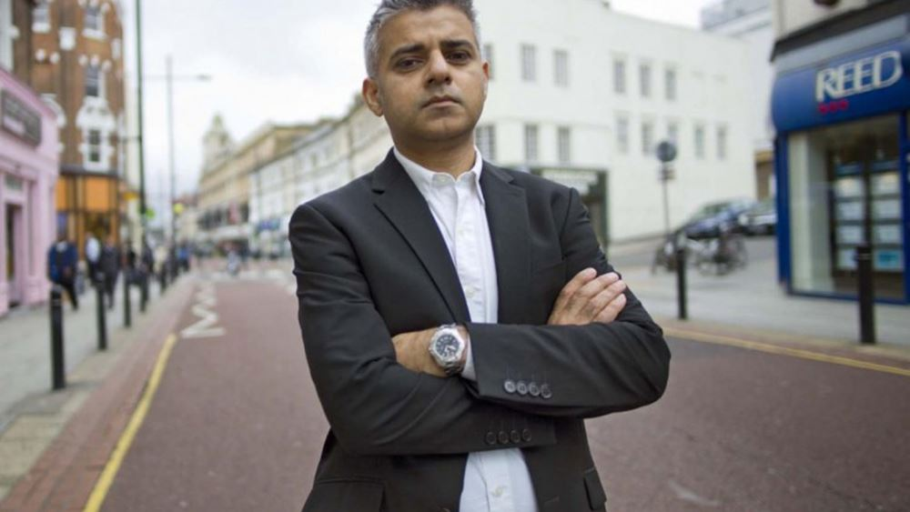 Βρετανία: Επανεξελέγη δήμαρχος του Λονδίνου ο Σαντίκ Καν