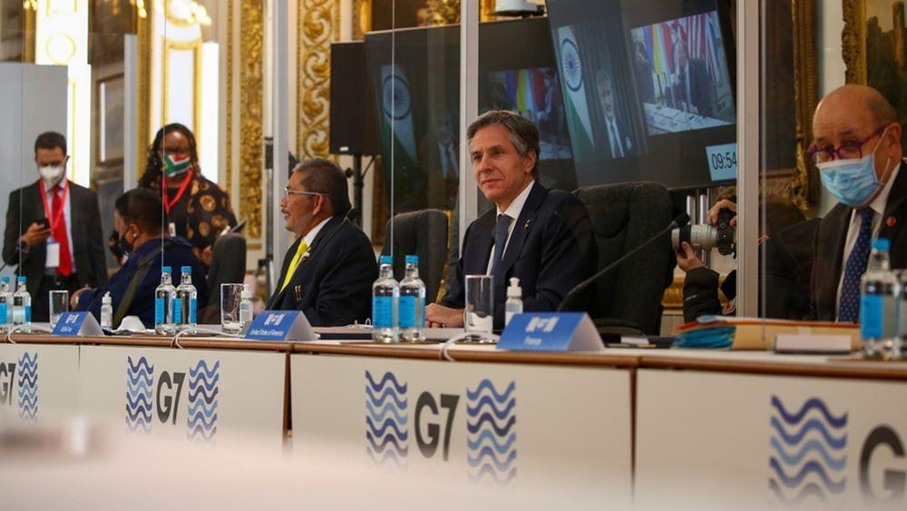 G7 σε Κίνα: Να εκπληρώσει υποχρεώσεις και ευθύνες ανάλογες με τον παγκόσμιο οικονομικό της ρόλο