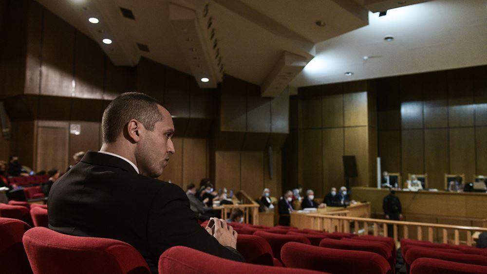 """Δίκη Χρυσής Αυγής: H απάντηση της εισαγγελέα στην πρόεδρο και """"οι ανοίκειες εκφράσεις της πολιτικής αγωγής"""""""