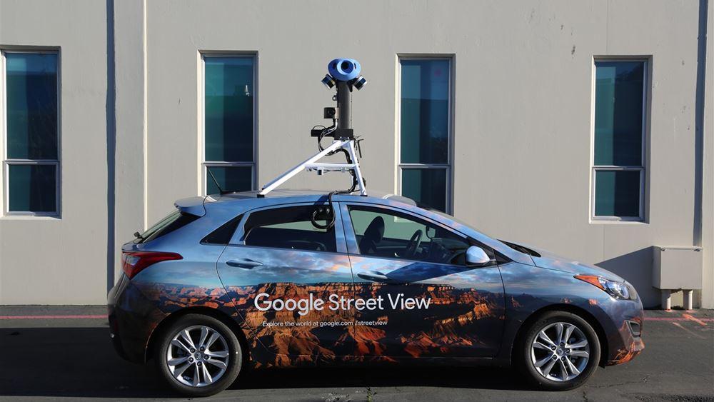 To Google Street View επιστρέφει στους δρόμους της Ελλάδας