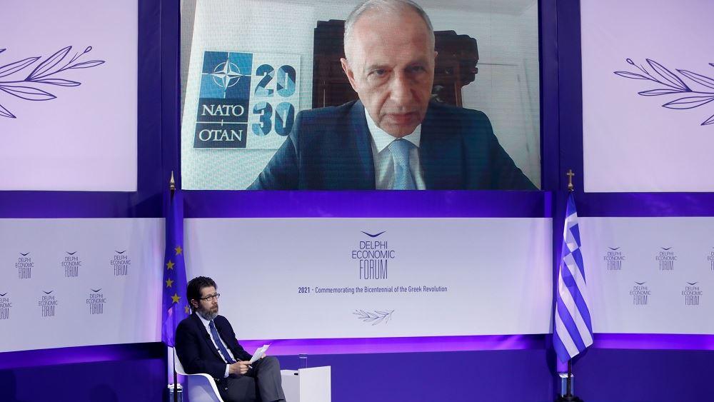 M. Geoana: To NATO στηρίζει απόλυτα τον διάλογο μεταξύ Αθήνας και Άγκυρας