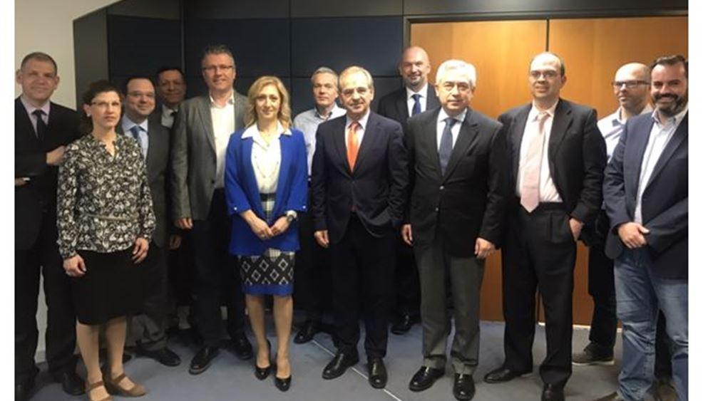 Επ. Κεφαλαιαγοράς: Συνάντηση της ομάδας διαλόγου για Χρηματοοικονομική Τεχνολογία του Κόμβου Καινοτομίας