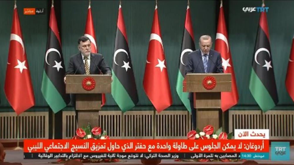 Οκτώ Ευρωπαίοι πρέσβεις σε Σάρατζ: Το τουρκο-λιβυκό μνημόνιο είναι παράνομο