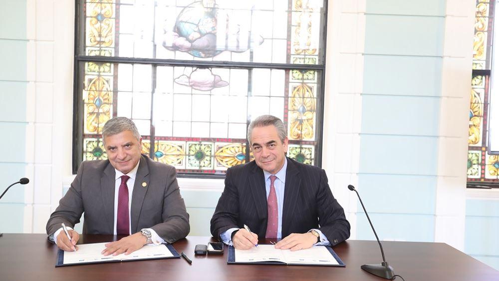 Σύμφωνο Συνεργασίας Περιφέρειας Αττικής - ΕΒΕΑ για στήριξη της νεοφυούς επιχειρηματικότητας