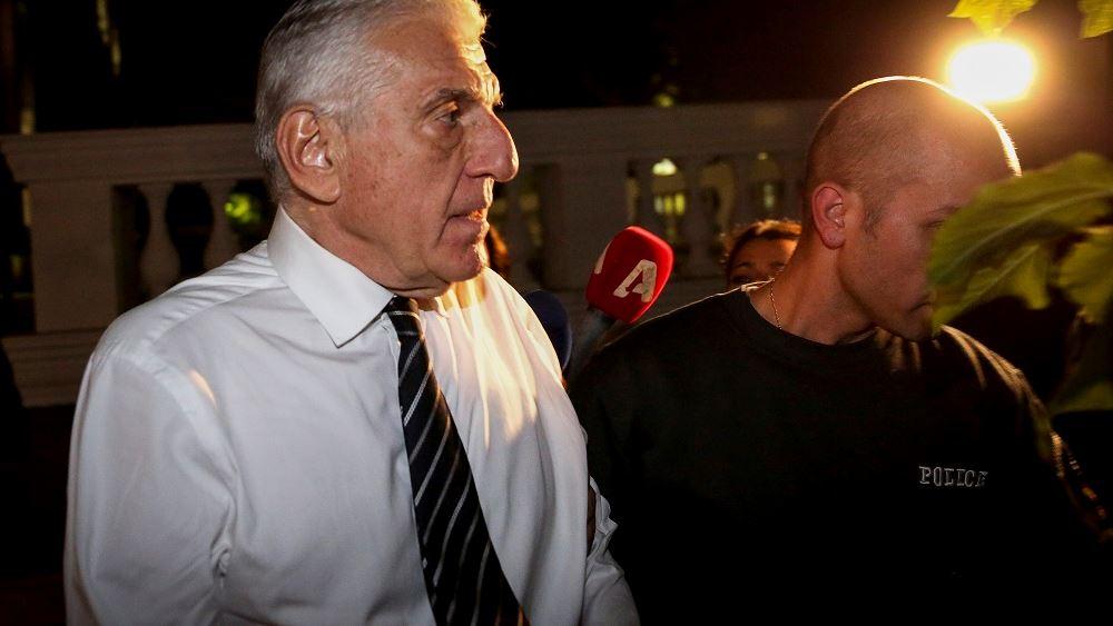 Αποφυλακίζεται σήμερα ο Γιάννος Παπαντωνίου - Προθεσμία έως 1η Ιουλίου να καταβάλει εγγύηση 150.000 ευρώ