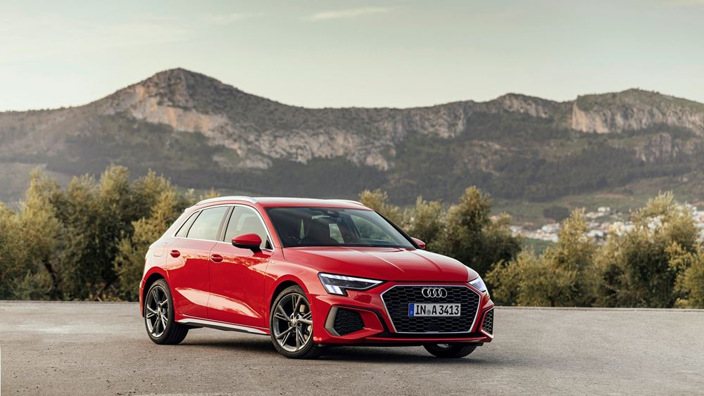 Ολες οι πληροφορίες για το νέο Audi A3 Sportback