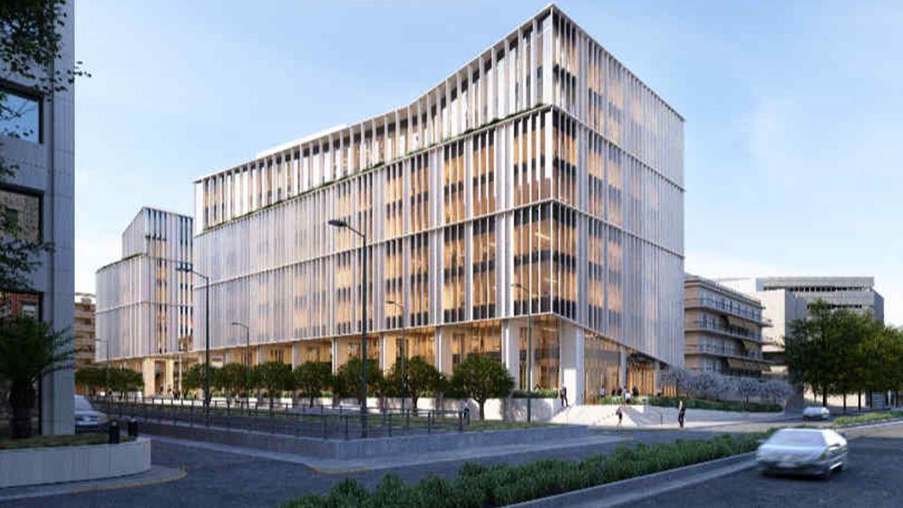 Υπό κατασκευή κτήριο γραφείων αγόρασε η Generali στην Λ. Συγγρού