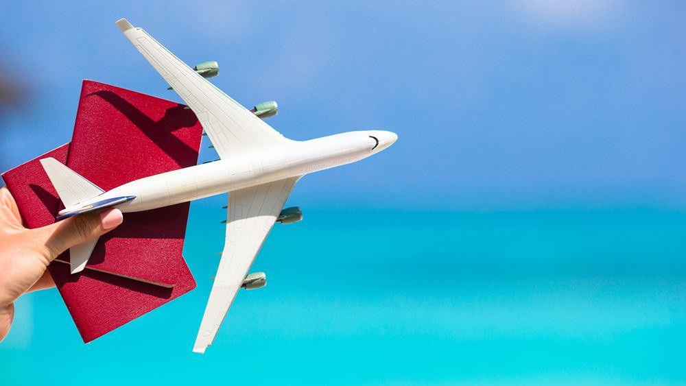 ΙΑΤΑ: Το 2024 θα επανέλθει η παγκόσμια αεροπορική κίνηση στο προ-κορονοϊού επίπεδο