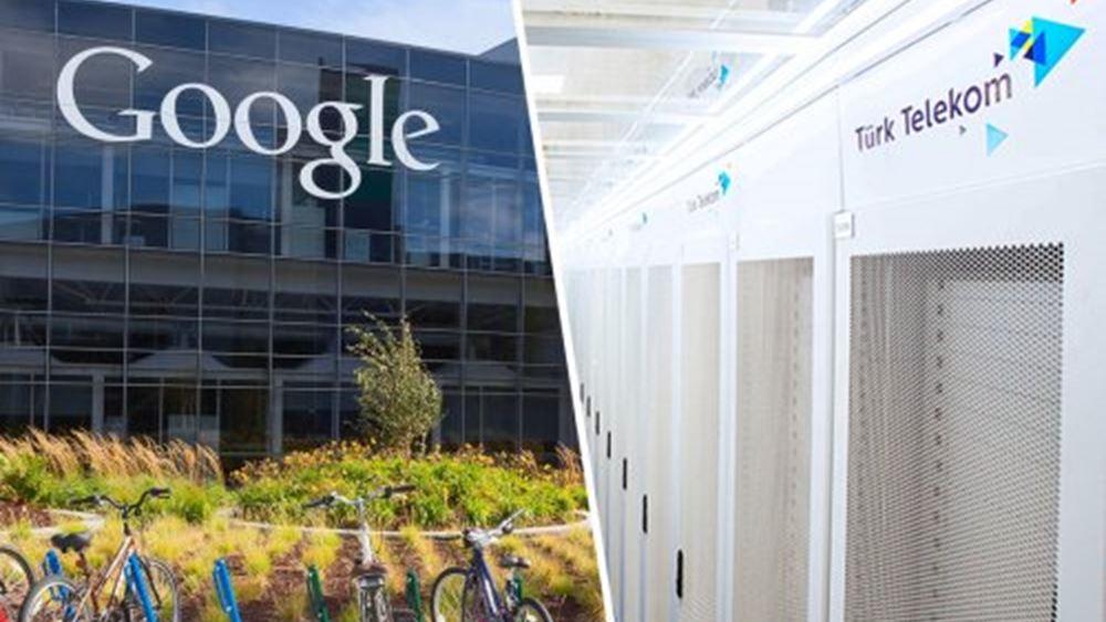 Google και Türk Telekom συμφώνησαν για μεταφορά servers μέσα στην Τουρκία