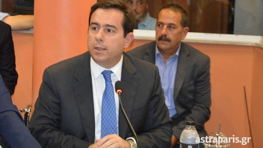 """Χίος: Το δημοτικό συμβούλιο είπε """"όχι"""" στη δημιουργία κλειστής δομής"""