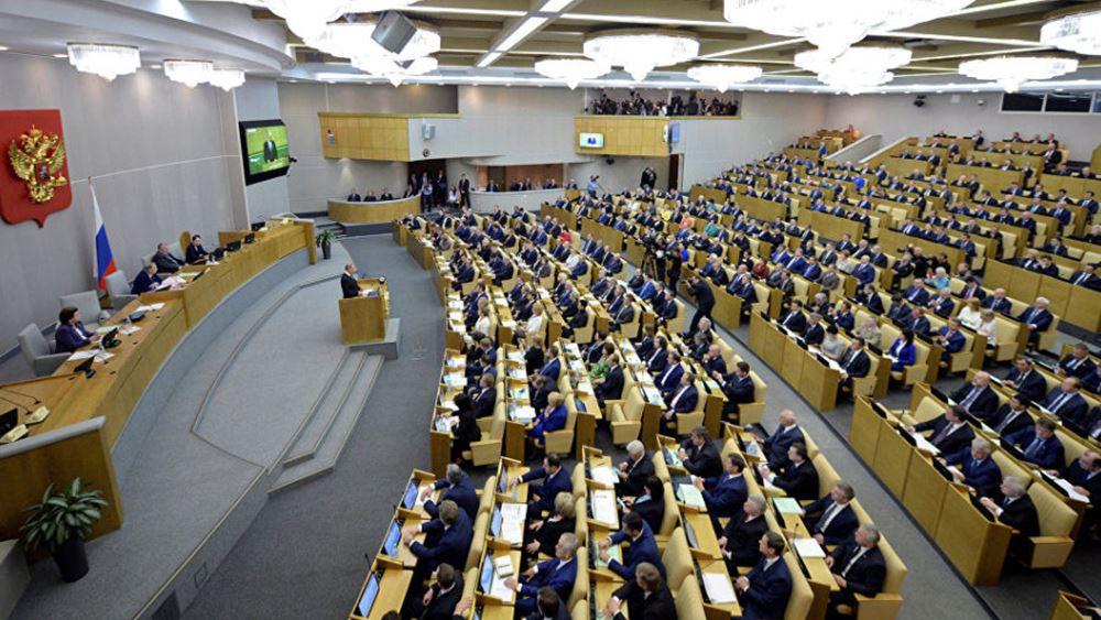 Ρωσία: Η Κρατική Δούμα ενέκρινε την υποψηφιότητα Μισούστιν για τη θέση του πρωθυπουργού