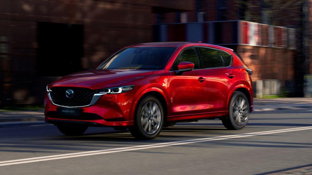Πρεμιέρα για το νέο Mazda CX-5