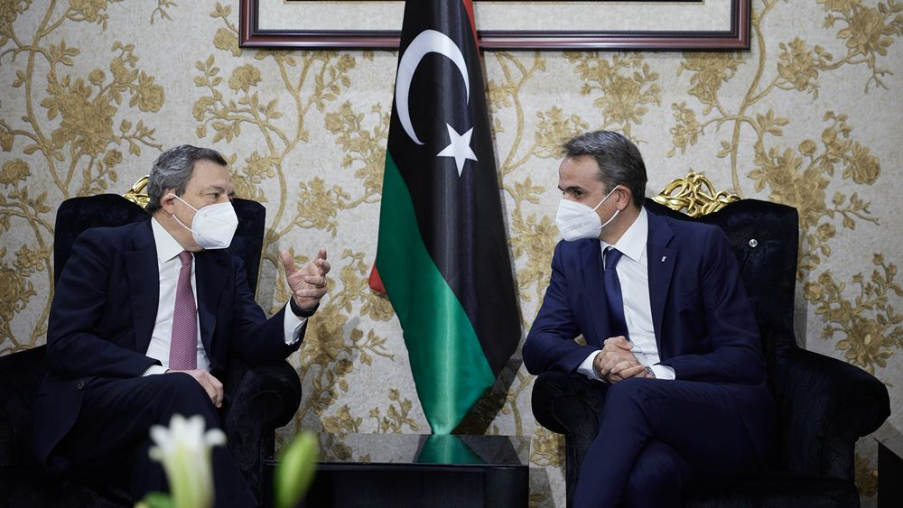 Πηγές ιταλικής κυβέρνησης: Η συνάντηση Μητσοτάκη - Ντράγκι ήταν ευκαιρία να ανανεωθεί η φιλία τους