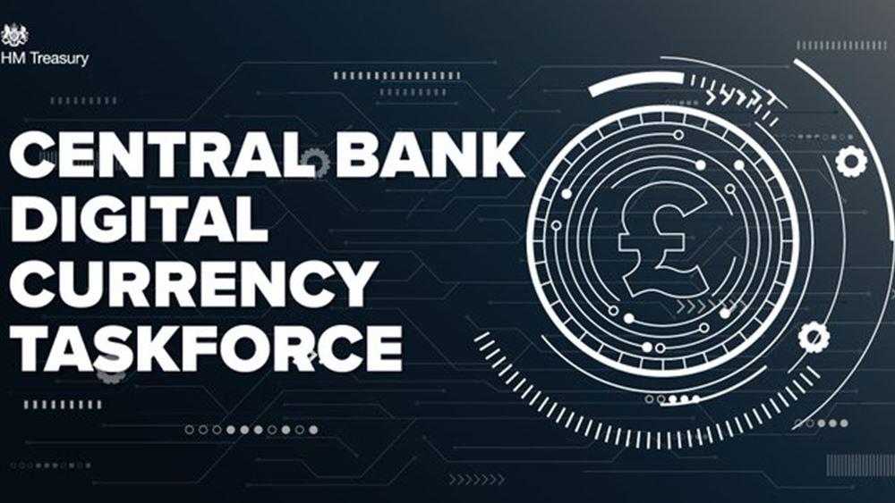 Tη δημιουργία... Britcoin εξετάζουν βρετανικό ΥΠΟΙΚ και Bank of England