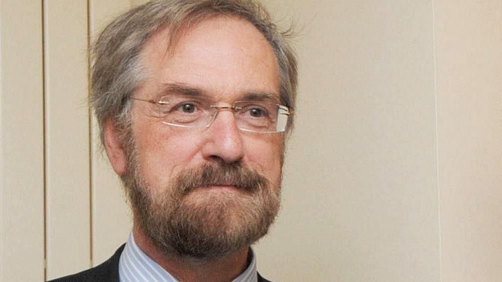 Praet (ΕΚΤ): Προειδοποιεί για τους κινδύνους της χαλαρής πολιτικής