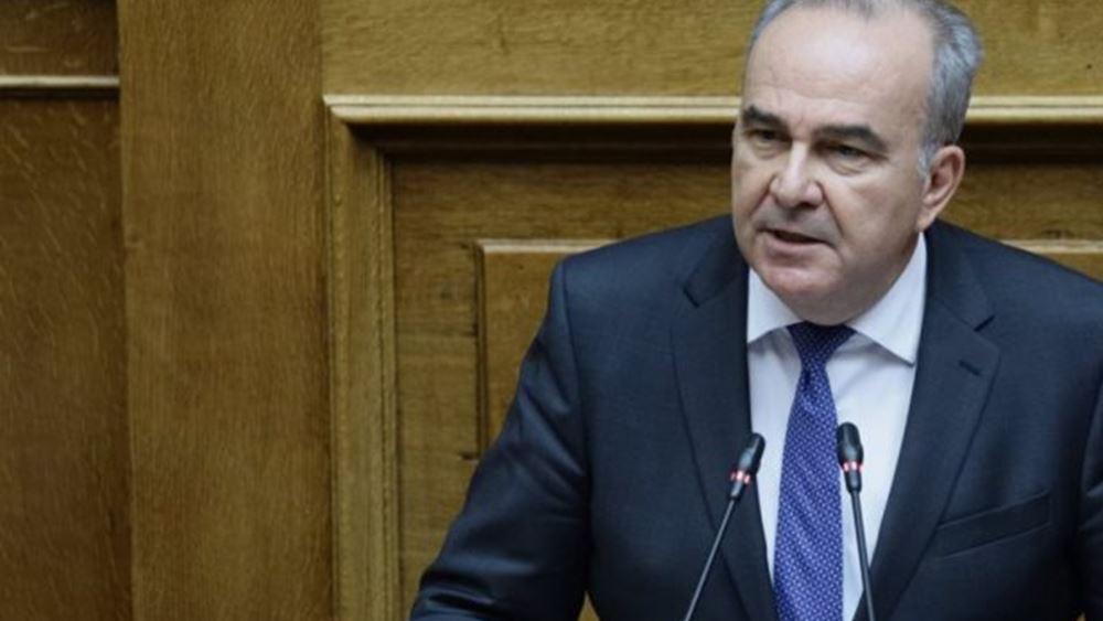 Ν. Παπαθανάσης: Εντός του Φεβρουαρίου δάνεια σε επιχειρήσεις με την εγγύηση του ελληνικού δημοσίου