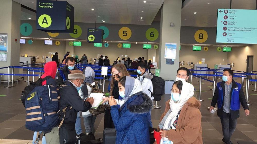 Νέα πτήση από Λέσβο για Γερμανία με 149 αναγνωρισμένους πρόσφυγες