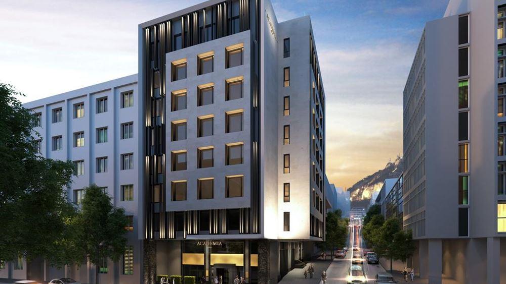 Πολλαπλασιάζονται οι κατοικίες και τα ξενοδοχεία στο κέντρο της Αθήνας