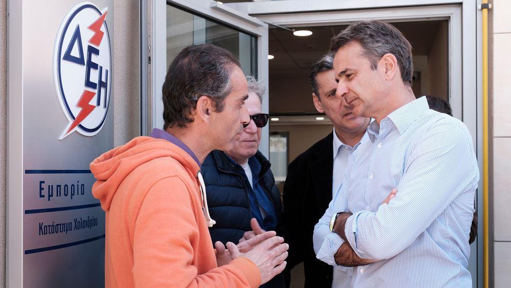 Κ. Μητσοτάκης: Ελπίζω ο Α. Τσίπρας να απαντήσει στην πρόσκλησή μου για το αφορολόγητο