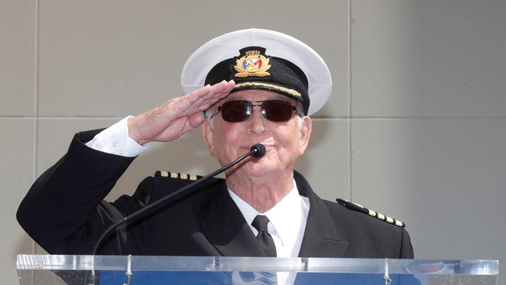 """ΗΠΑ: Πέθανε ο Γκάβιν Μακλάουντ, ο καπετάνιος στη δημοφιλή τηλεοπτική σειρά """"Το πλοίο της αγάπης"""""""