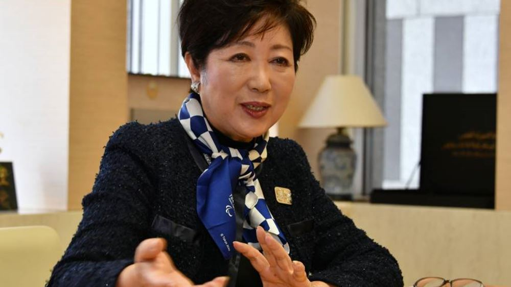 Ιαπωνία: Επανεξελέγη κυβερνήτης του Τόκιο η Γιούρικο Κόικε και βάζει πλώρη για την πρωθυπουργία