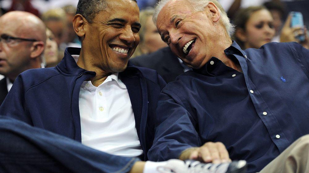 Ο Μπάιντεν χαιρετίζει αμερικανικές δυνάμεις και Ομπάμα στη 10η επέτειο της εξόντωσης Μπιν Λάντεν