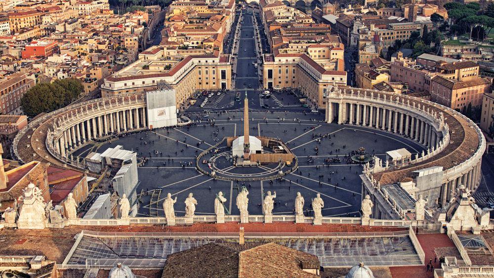 Βατικανό: Θετικός στον κορονοϊό κληρικός που ζει στον ξενώνα που διαμένει και ο Πάπας Φραγκίσκος