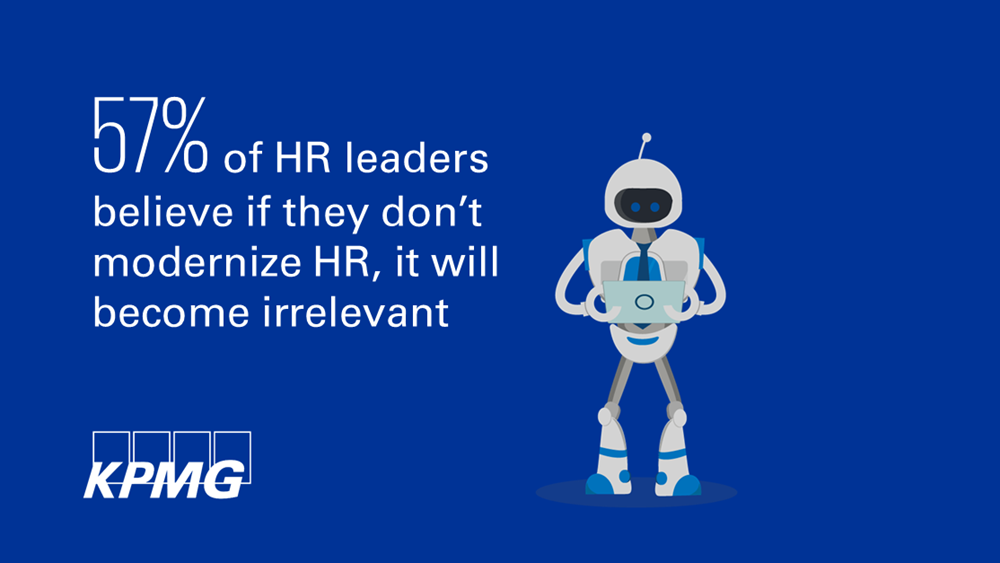 KPMG: Εξερευνώντας το disruption σύμφωνα με την έρευνα Future of HR