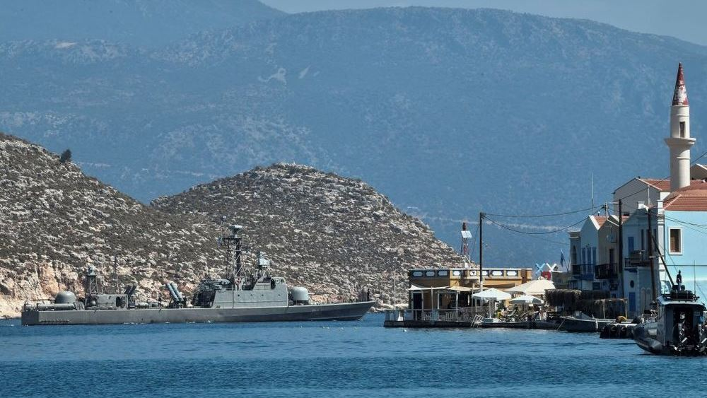 "To Διεθνές Δίκαιο δεν μπορεί να λύσει ""αυτόματα"" τις διαφορές Ελλάδας - Τουρκίας στην ανατολική Μεσόγειο"