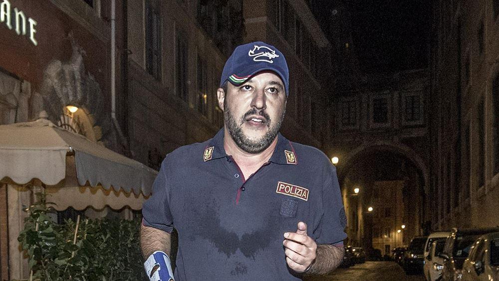 Ιταλία: Το Κίνημα 5 Αστέρων χαρακτηρίζει αναξιόπιστο τον Ματέο Σαλβίνι