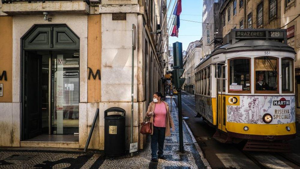Πορτογαλία: Ρεκόρ εξαμήνου κατέγραψαν τα επιβεβαιωμένα κρούσματα κορονοϊού