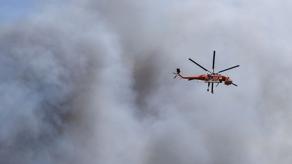 Αστεροσκοπείο για πυρκαγιά Βαρυμπόμπης: Δημιούργησε το δικό της καιρό, εμφάνισε ακραία συμπεριφορά πυρός