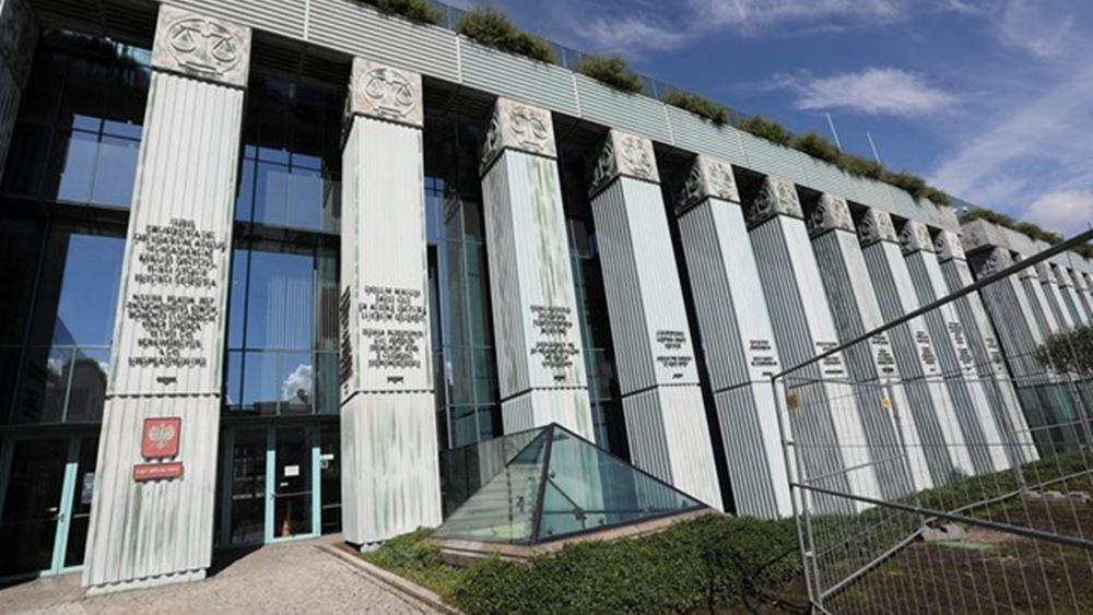 Πολωνία: Το Ανώτατο Δικαστήριο κρίνει ότι ν/σ της κυβέρνησης παραβιάζει το ευρωπαϊκό δίκαιο
