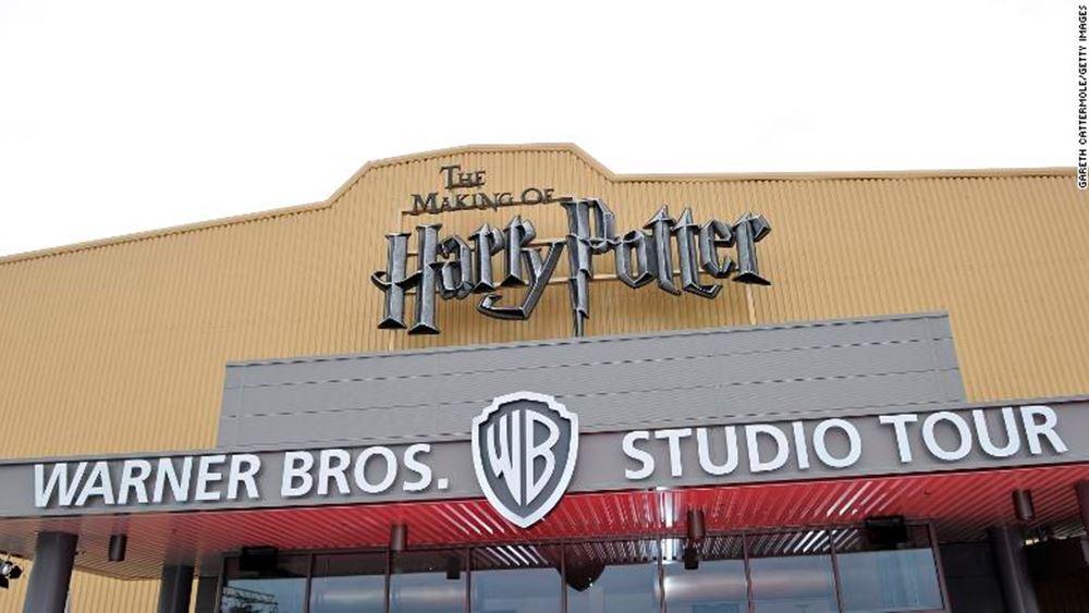 Μεγάλη φωτιά στα στούντιο της Warner Bros έξω από το Λονδίνο