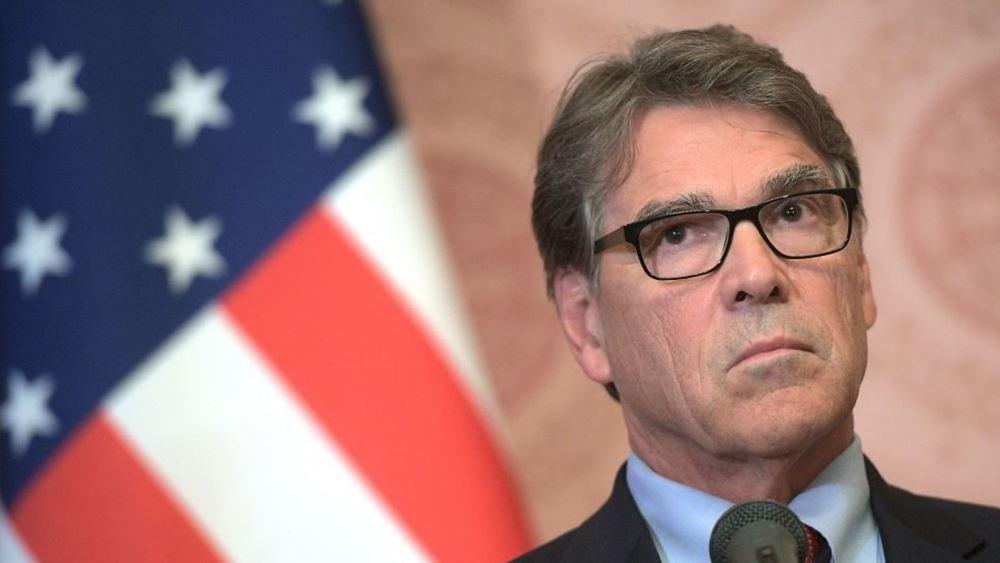 ΗΠΑ: Αποχωρεί ο υπουργός Ενέργειας Ρικ Πέρι
