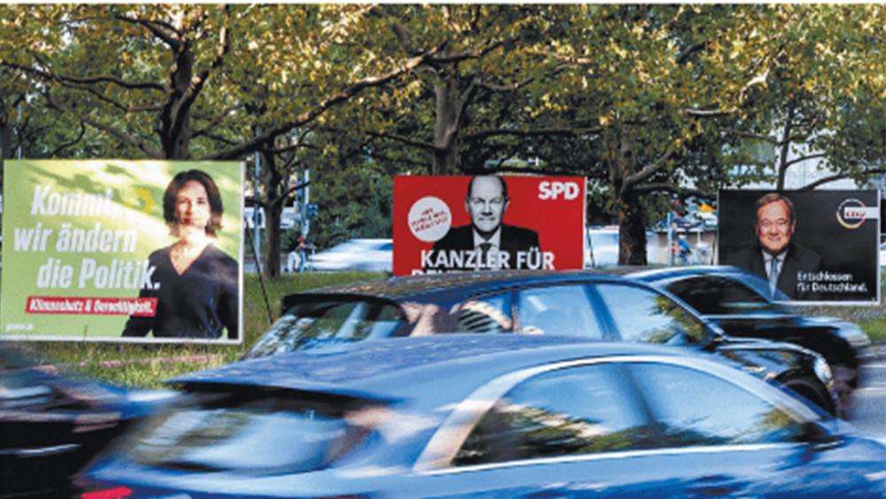 Άνοιξαν οι κάλπες στη Γερμανία