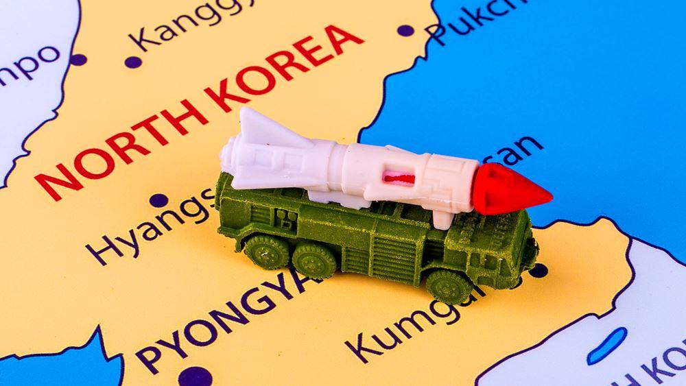 Λονδίνο και Παρίσι καταδικάζουν την εκτόξευση βαλλιστικού πυραύλου από τη Βόρεια Κορέα