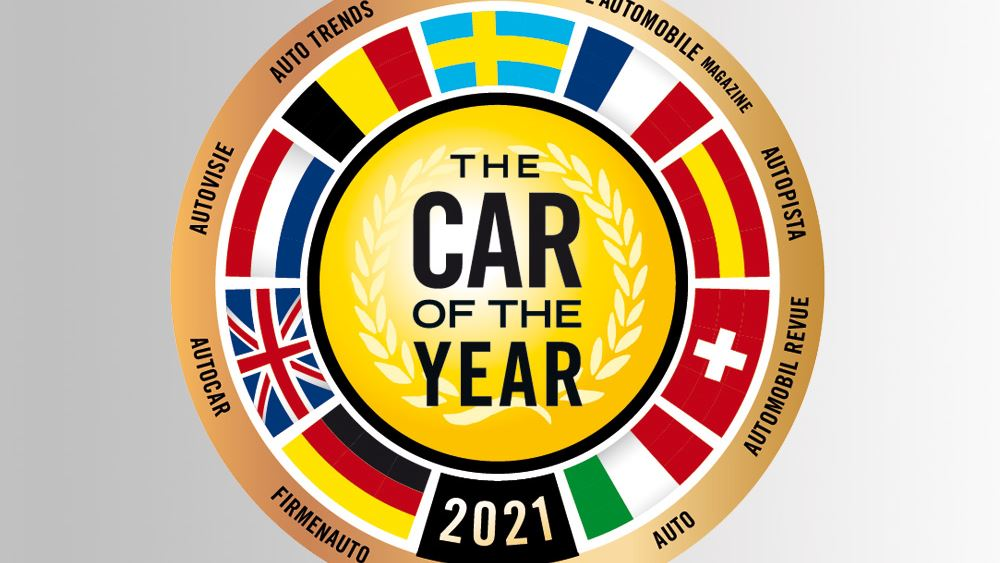"""Τα 38 υποψήφια μοντέλα για το 2021 του θεσμού """"Car of the Year"""""""