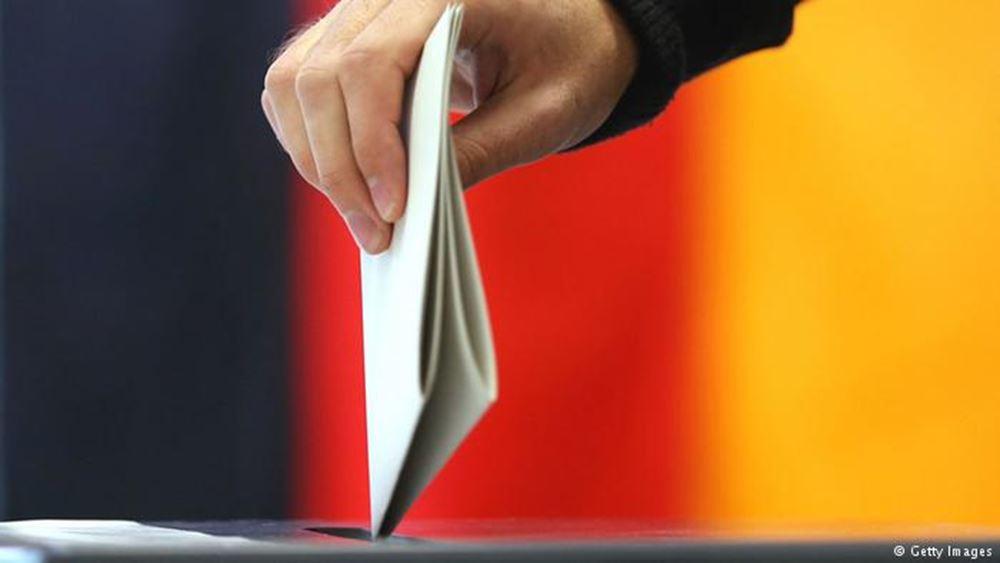 Γερμανία: To 54% αναμένει ότι Χριστιανoδημοκράτες και Χριστιανοκοινωνιστές θα χάσουν την εξουσία στη μετά Μέρκελ εποχή