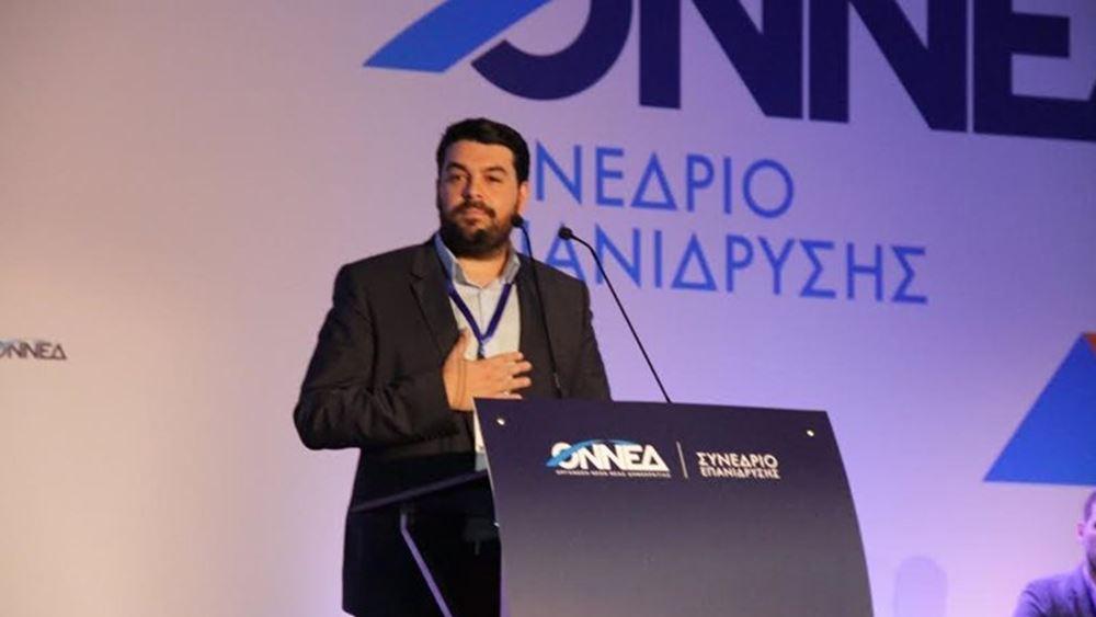 Κ. Δέρβος (πρ. ΟΝΝΕΔ - υποψ. ευρωβουλευτής): Το κράτος να σταθεί αρωγός στον πρωτογενή τομέα