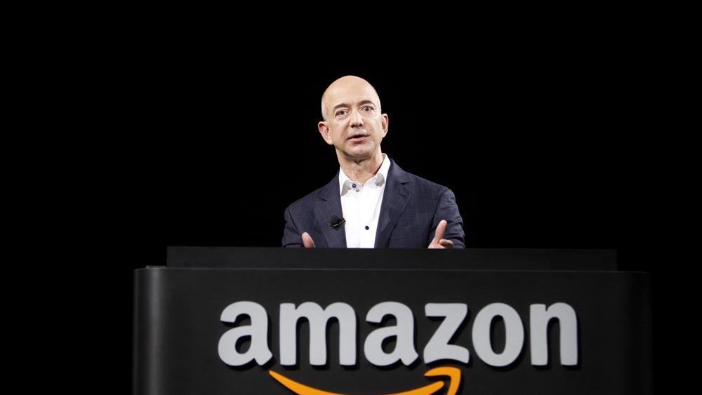Ρεκόρ για την περιουσία του Μπέζος στα 151 δισ. δολ. μετά από μια ισχυρή Prime Day της Amazon