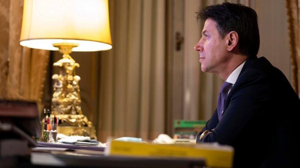 Ιταλία: Παραιτήθηκε ο Τζουζέπε Κόντε - Ξεκινούν οι διεργασίες για τον νέο πρωθυπουργό