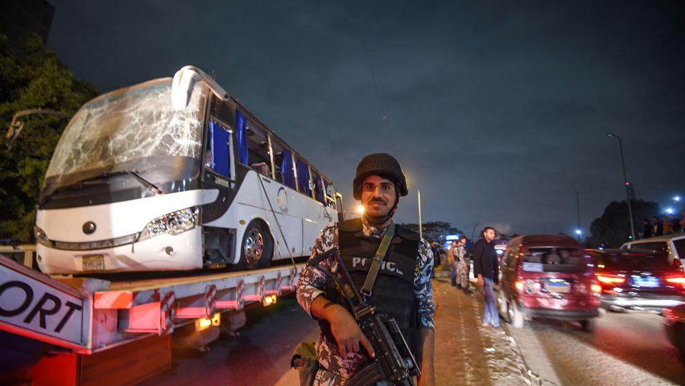 Αίγυπτος: Οι δυνάμεις ασφαλείας σκότωσαν 40 τρομοκράτες