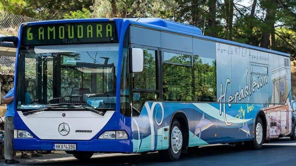 Εισπράκτορας των ΚΤΕΛ Χανίων – Ρεθύμνης αποβίβασε από λεωφορείο νεαρό επιβάτη
