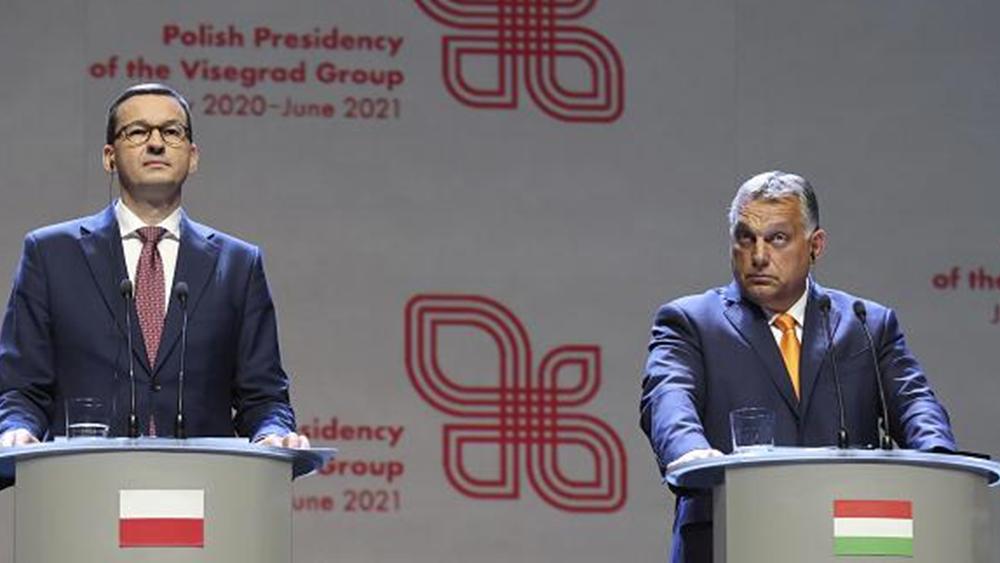 """Πολωνία και Ουγγαρία ανακηρύσσουν τη """"νίκη"""" τους μετά τον συμβιβασμό για το Πολυετές Δημοσιονομικό Πλαίσιο"""