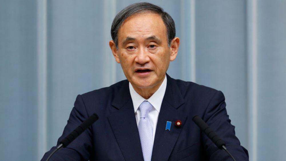 Ιαπωνία: Συνεργασία με τον Τζο Μπάιντεν θα επιδιώξει ο πρωθυπουργός Γιοσιχίντε Σούγκα