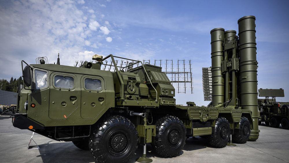 Η Άγκυρα προχωράει σήμερα σε δοκιμή των ρωσικών συστημάτων S-400